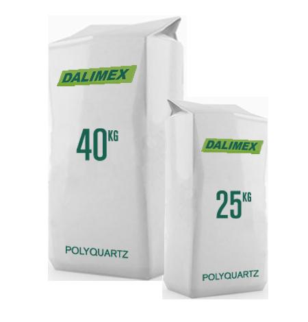 Polyquartz 25kg en 40kg